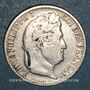 Monnaies Louis-Philippe (1830-1848). 50 centimes 1847 A