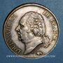 Monnaies Louis XVIII (1815-1824). 5 francs buste nu 1822 A