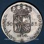 Monnaies Pays-Bas, Royaume de Hollande, Louis Napoléon (1806-1810), 50 stuivers 1808 Utrecht