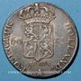 Monnaies Pays Bas, Royaume de Hollande, Louis Napoléon (1806-1810), 50 stuivers 1808