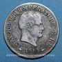 Monnaies Royaume d'Italie. Napoléon I (1805-1814). 10 soldi 1812M. Milan