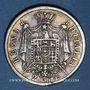 Monnaies Royaume d'Italie. Napoléon I (1805-1814). 2 lires 1809M. Milan