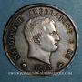 Monnaies Royaume d'Italie. Napoléon I (1805-1814). 5 lires 1812 M. Milan
