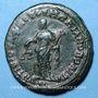 Monnaies Alexandre Sévère (222-235). Bronze. 25 mm. Marcianopolis (Moésie Inférieure). R/: l'Equité