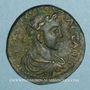 Monnaies Alexandre Sévère (222-235). Bronze. An 234 (= 231/232). Amaseia (Pont). R/: Tyche