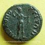 Monnaies Antonin le Pieux (138-161). Bronze, 19 mm, Nicopolis (Moésie Inférieure). R/: Diane
