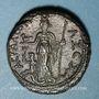 Monnaies Antonin le Pieux (138-161). Bronze. Ascalon (Judée), an 261 (= 157/158