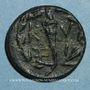 Monnaies Auguste (27 av. - 14 ap. J-C). Bronze. Cyzique