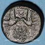 Monnaies Auguste (27 av. - 14 ap. J-C). Bronze posthume. Berytus (Beyrouth)