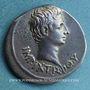 Monnaies Auguste ( 27 av. - 14 ap. J-C). Cistophore. Pergame (Mysie)