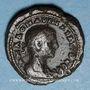 Monnaies Aurélien (270-275). Tétradrachme. Alexandrie, an 4 (272-273). R/: aigle debout à gauche