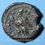 Monnaies Aurélien (270-275). Tétradrachme. Alexandrie, an 5 (273-274). R/: aigle debout à gauche