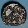 Monnaies Aurélien (270-275). Tétradrachme. Alexandrie, an 6 (274-275). R/: aigle debout à droite