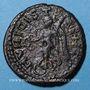 Monnaies Caracalla (198-217). Bronze. 22 mm. Stobi (Macédoine). R/: Victoire