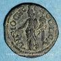 Monnaies Caracalla (198-217). Bronze. Antioche (Pisidie)