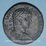 Monnaies Caracalla (198-217). Bronze. Emèse (Syrie) an 527 (= 215/216)