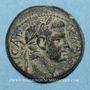Monnaies Claude (41-54). Bronze. Aizanoi (Phrygie). Socrates, magistrat