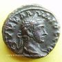 Monnaies Claude II le Gothique (268-270). Tétradrachme. Alexandrie, an 1 (268-269). R/: aigle debout à gauche