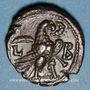 Monnaies Claude II le Gothique (268-270). Tétradrachme. Alexandrie, an 2 (269-270). R/: aigle debout à droite