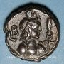 Monnaies Claude II le Gothique (268-270). Tétradrachme, Alexandrie, an 2 (269-270). R/: Hermanubis à droite