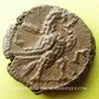 Monnaies Claude II le Gothique (268-270). Tétradrachme. Alexandrie, an 3 (270-271). R/: aigle debout à droite