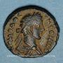 Monnaies Commode et Crispine (177-192). Bronze. Gerasa (= Jerash, Syrie)