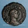 Monnaies Dioclétien (284-305). Tétradrachme. Alexandrie an 3 (286-287). R/: Tyché