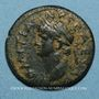 Monnaies Domitien, auguste (81-96). Semis. Antioche (Séleucie et Pierie)