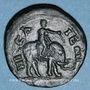Monnaies Elagabale (218-222). Bronze. 23,49 mm. Nicée (Bithynie)