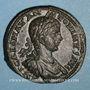 Monnaies Elagabale (218-222). Bronze. 32,51 mm. Tyr (Phénicie). R/: Astarté debout de face