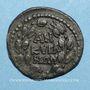 Monnaies Epoque de Trajan Dèce (249-251). Maeonia. Monnayage pseudo-autonome. Bronze