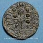 Monnaies Gallien (253-268). Bronze. Antioche de Pisidie