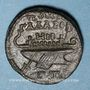 Monnaies Gordien III (238-244). Bronze. Gadara, Décapole. An 303 = 239-240