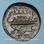 Monnaies Gordien III (238-244). Bronze. Gadara, Décapole (Galilée), an 303 = 239-240