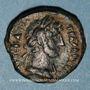 Monnaies Hadrien (117-138). Bronze. Pétra (Arabie)
