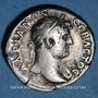 Monnaies Hadrien (117-138). Didrachme. Césarée de Cappadoce