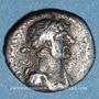 Monnaies Hadrien (117-138). Hémidrachme. Césarée de Cappadoce, vers 120-121