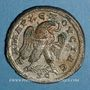 Monnaies Hérennius Etruscus, césar (250-251). Tétradrachme syro-phénicien. Antioche sur l'Oronte