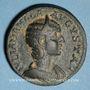 Monnaies Julia Mamée (+235). Bronze. 30,56 mm. Bostra (Arabie)
