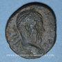 Monnaies Macrin (217-218). Bronze. 24 - 27 mm. Néapolis