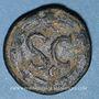 Monnaies Macrin (217-218). Bronze. Antioche sur l'Oronte (Séleucie et Piérie)