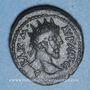 Monnaies Marc Aurèle (161-180). Bronze. Philadelphie. R ! R !