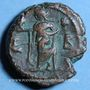 Monnaies Maximien Hercule, 1er règne (286-305). Tétradrachme. Alexandrie, an 2 (286-287). R/: l'Espérance