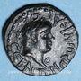 Monnaies Néron (54-68). Bronze. 21,32 mm. Iconium (Lycaonie)