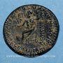 Monnaies Néron (54-68). Bronze. Acmoneia (Phrygie)
