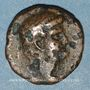 Monnaies Néron (54-68). Bronze. Gortyne(?), Crète