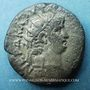 Monnaies Néron (54-68).Tétradrachme. Alexandrie, an 11 (64-65). R/: aigle debout à gauche