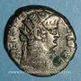 Monnaies Néron (54-68). Tétradrachme. Alexandrie, an 11 (64-65). R/: Sérapis