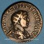 Monnaies Philippe I (244-249). Bronze. Antioche sur l'Oronte