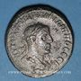 Monnaies Philippe I (244-249).Tétradrachme syro-hénicien. Antioche sur l'Oronte